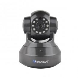 Camera Ip Cftv Vstarcam C7837WIP HD 720P Ip PAN/TILT Preta