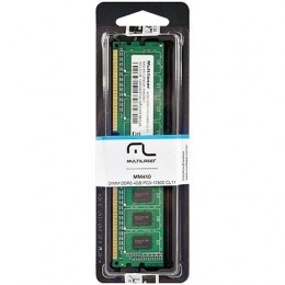 Memoria Ddr3 4gb 1600 Multilaser Mm410