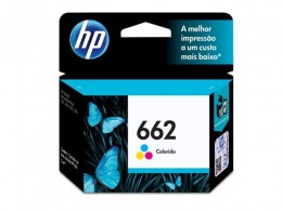 Cartucho HP 662 Color CZ104AB 2ml Original