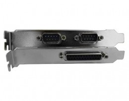 Placa PCI 2 Seriais 1 Paralela Microbon