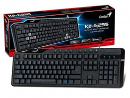 Teclado Usb Genius Gx Gaming KB-G255 Led Luminoso