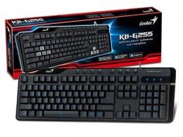Teclado Usb Genius Gx Gaming KB-G255 Led Luminoso