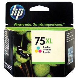 Cartucho HP 75XL Color Alto Rendimento CB338WB