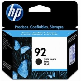Cartucho HP 92 Preto C9362wb 5,5ml