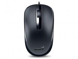 Mouse Usb Genius 31010105100 DX-120 Usb Preto 1200 Dpi