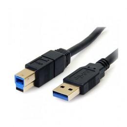 Cabo USB 3.0 Am X Bm Pluscable Usb-1831 1,8m