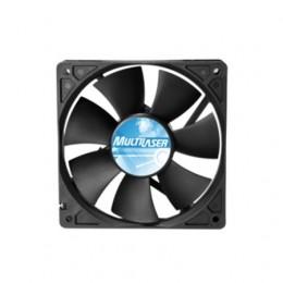 Cooler Micro Ventilador 80x80x25 Multilaser Ga044