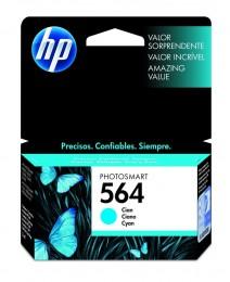 Cartucho HP 564 Ciano 3,5ml CB318WL