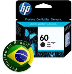 Cartucho HP 60 Preto CC640WB