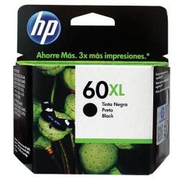 Cartucho HP 60XL Jato de Tinta Preto 13,5ml CC641WB Cartucho de Alto Rendimento
