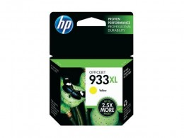 Cartucho de Tinta HP 933XL Amarelo Officejet CN056AL 8,5ml