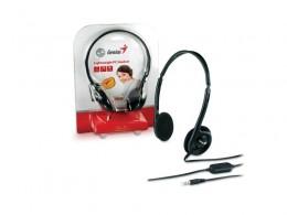 Fone Headset Genius HS-M200C com 1 Pino P2 de 3 Vias