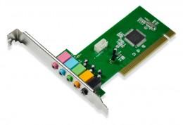 Placa Som PCI Multilaser 5.1ch Ga141