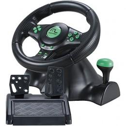 Joystick Volante e Pedal Multilaser Js075