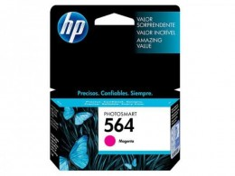 Cartucho HP 564 Magenta 4,0ml CB319WL