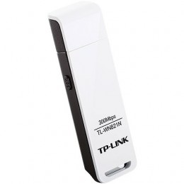 Adaptador Usb Wireless Tp-link TL-WN821N 300mbps