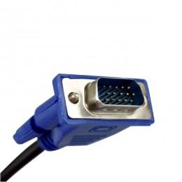 Cabo Monitor VGA 3.0m Evus C-004 C/ Filtro