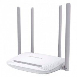 Roteador Wireless Mercusys Mw325r 300mbps 4 Antenas