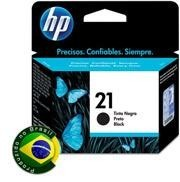 Cartucho HP 21 Preto C9351ab 7ml