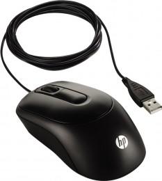 Mouse Usb X900 V1S46AA Preto - HP