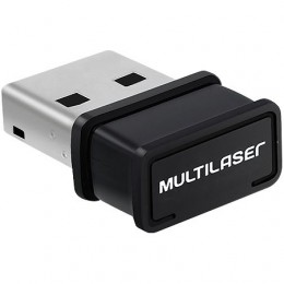 Adaptador Wireless Usb Multilaser RE035 150mbps Nano Receptor