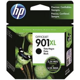 Cartucho HP 901XL Preto Alto Rendimento CC654AB
