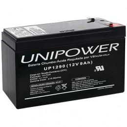 Bateria para Nobreak 12V Unipower 9,0AH