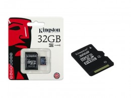 Memoria Micro SD 32gb Kingston Sdc4/32gb