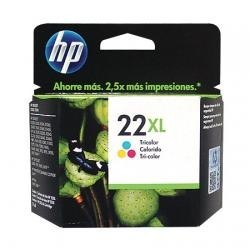 Cartucho HP 22xl Color C9352cb 17ml