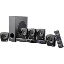 Home Theater Multilaser Sp148 Karaoke 120w RMS