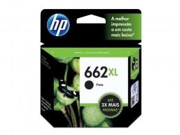 Cartucho HP 662xl Preto Cz105ab 6,5ml