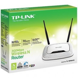 Roteador Wir Tp-link Wr841n 300mbps