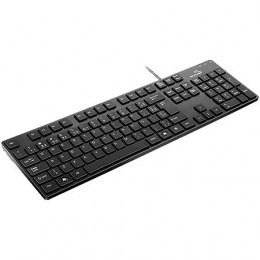Teclado Usb Multilaser TC142 Soft Touch Preto