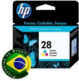 Cartucho HP 28 Color C8728ab 9ml