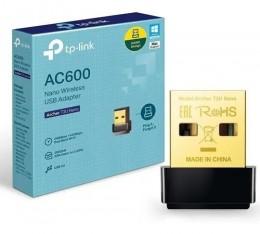 Adaptador Wireless USB Tp-link Ac600 Archer T2unan