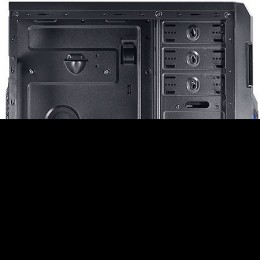 Gabinete Vinik Gamer Typhoon Vx Azul