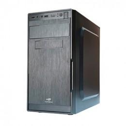 Gabinete C3tech MT-23V2-BK 1 Baia Preto Com Fonte 200w