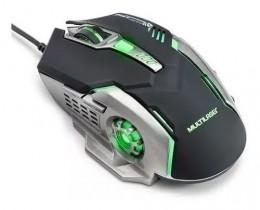 Mouse USB Multilaser Mo269 Gamer 2400dpi