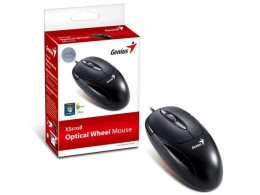 Mouse PS2 Genius Xscroll Preto 800DPI