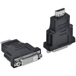 Adaptador Vinik ADVIF-H DVI 24+1 FEmea X HDMI Macho