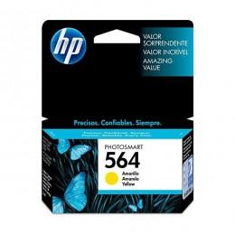 Cartucho HP 564 Amarelo 3,5ml CB320WL